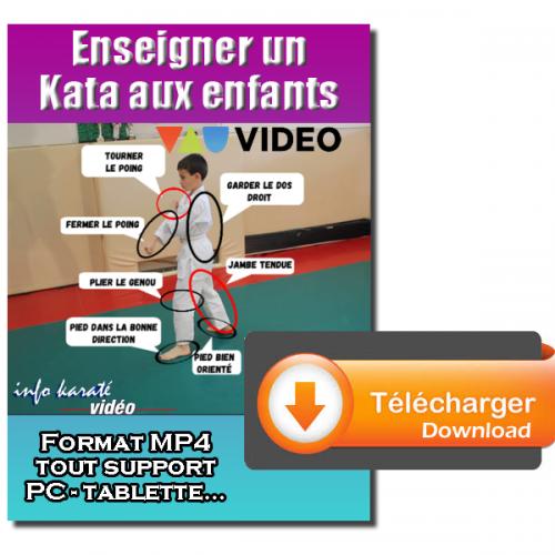 Enseñar a un Kata para niños