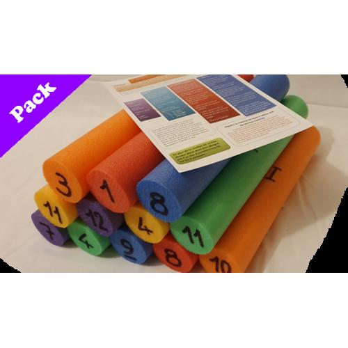 Pack dynamique 6 à 12 élèves