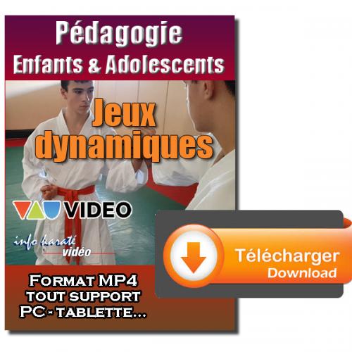 Jeux dynamiques pour enfants et adolescents