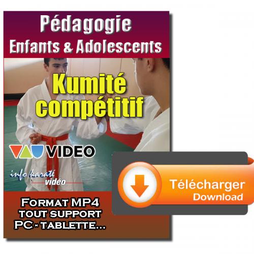 Kumite competitiva per bambini e adolescenti