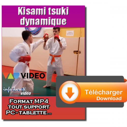 Kisami tsuki competitiva para principiantes - Mano.1