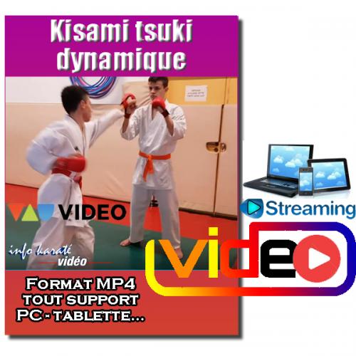Kisami tsuki dynamics for beginners