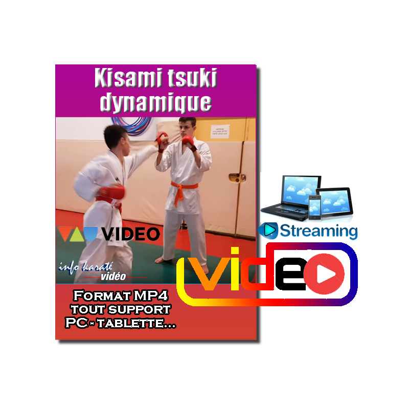 Kisami tsuki dynamics for beginners