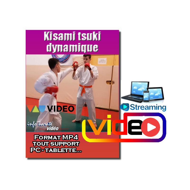 Kisami tsuki dynamique pour débutants