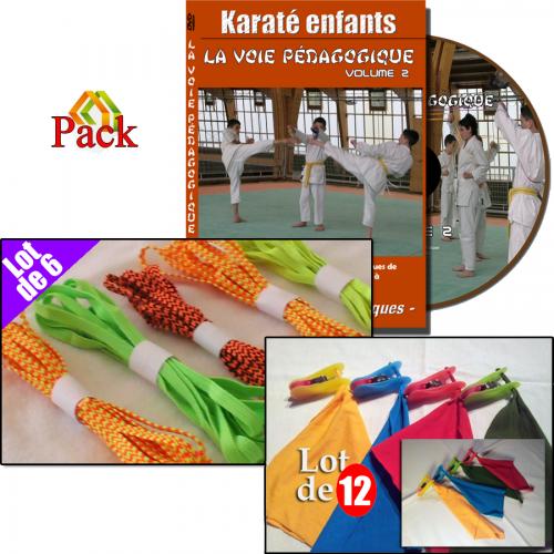 """Pack """"La voie pédagogique Vol.2"""""""