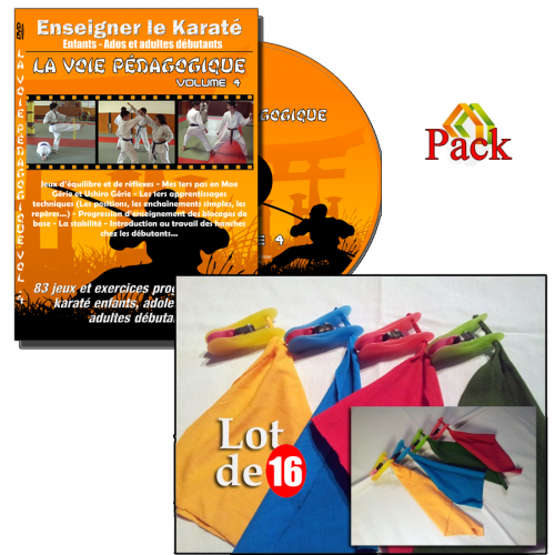 "Pack ""La via educativa Vol.1"""