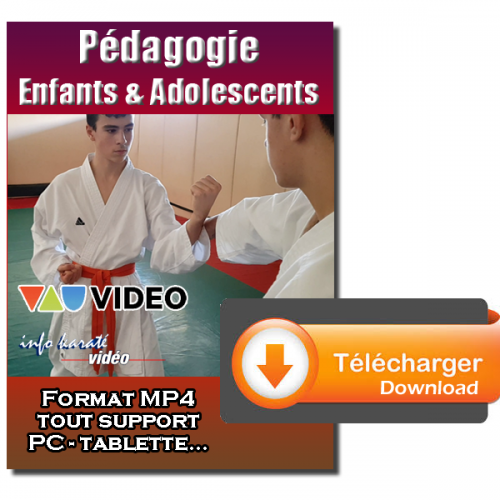 La pedagogía de los niños y adolescentes