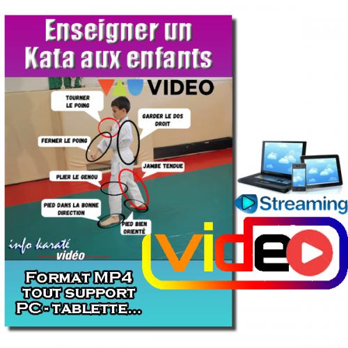 Enseigner un kata aux enfants